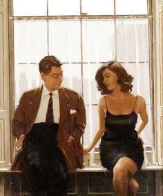 Jack Vettriano (1951) Англия