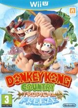 Donkey Kong Country Tropical Freeze sur Wii U