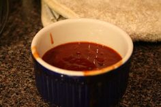 Cooking Claire: Rick Bayless Barbecue Sauce