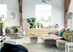 Adelanto Ikea 2015: Salones y Niños ‹ Singulares Mag