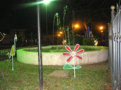 Las noches timanenses se visten de magia y espíritu navideño, en un espacio para compartir en familia