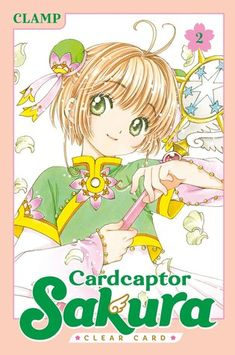 "Buy Cardcaptor Sakura: Clear Card 2 by ""Clamp"" at Mighty Ape NZ. Seventeen years after the original Cardcaptor Sakura manga ended, Clamp returns with more magical clow card adventures! Clear Card picks up right wher. Amazon Kindle, Kindle Ebooks, Cardcaptor Sakura Clear Card, Card Captor Sakura, List Challenges, Popular Manga, Syaoran, Manga Books, Letters"