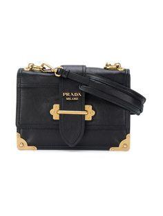 83db8d3443 Prada Cahier Shoulder Bag - Farfetch