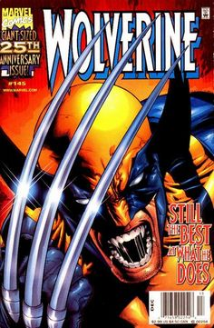 Wolverine Vol. 2 # 145 by Leinil Francis Yu & Dexter Vines