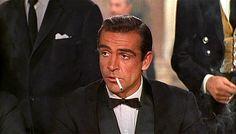 Sean Connery as 007