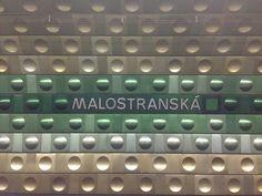Malostranská (tram) in Praha, Hlavní město Praha