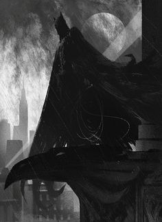 Batman by Artist James Kei