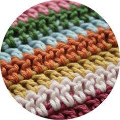 Crochet Corner: TECHNIQUES