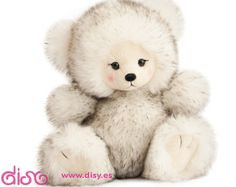 #peluchesparabebés #peluchesdeanimales #peluches Peluches para bebés - Oso Piwi MM 25cm www.disy.es