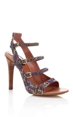 Fay Ink Sandal by Derek Lam Now Available on Moda Operandi