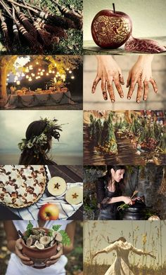 Harvest Witch Aesthetic by ajr51594