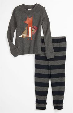 Tucker + Tate Two Piece Fitted Pajamas (Infant) | Nordstrom
