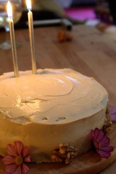 No sugar banana cake with cream cheese frosting the smash cake