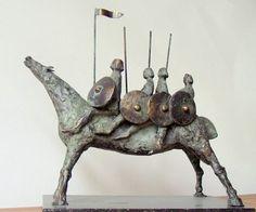 De vier Heemskinderen - Loes Kouwenhoven