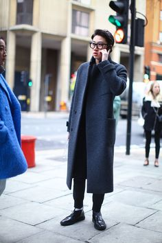 STREETSTYLE | London Collections: Men FW15 - Part I