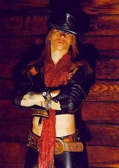 Mikey's Blog of Awesomeness (and Astute Observations): Axl Rose / Guns N' Roses