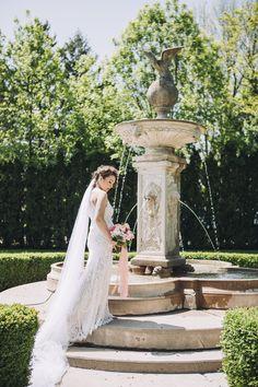 LiUNA Gardens by Lisa Vigliotta Photography Fine Art Wedding Photography, Toronto, Celebrations, Lisa, Wedding Inspiration, Gardens, Wedding Dresses, Fashion, Bride Dresses
