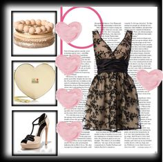 """Hearts and Kisses"" by melly650 ❤ liked on Polyvore"