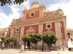 Iglesia del Salvador. Sevilla