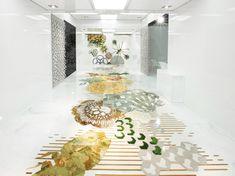Marble wall/floor tiles MACROSTERIAS by Budri design Patricia Urquiola