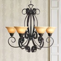 395df6ce728b Chandeliers - Elegant Chandelier Designs for Home