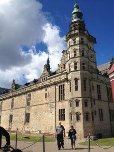 Kronborg Slot (Helsingor, Hovedstaden, Denmark)