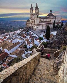 Olvera, Spain.