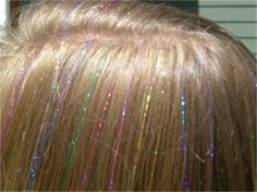 they make tinsel for your hair too. they make tinsel for your hair too. Down Hairstyles, Pretty Hairstyles, Unicorn Hair Color, Hair Tinsel, New Hair Do, Fairy Hair, Hot Hair Colors, Kawaii, Looks Cool