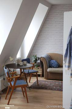 Un appartement trendy dans le 11ème, Olivier Bourdon - Côté Maison