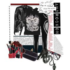 """""""...and rock on"""" by mercimasada on Polyvore"""