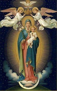 Actualización Códigos Sagrados de la Madre Divina en sus diferentes advocaciones