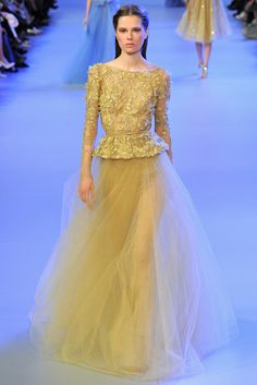 Elie Saab Haute Couture Spring Summer 2014 #SS14