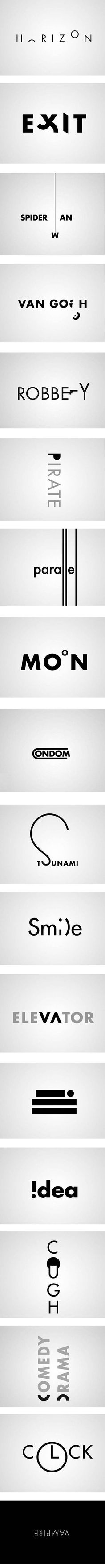#typography #logo #design
