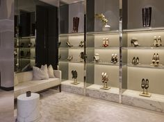 ANDREA JANKE Finest Accessories: Marion Heinrich opened TOM FORD Store