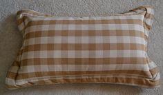 DIY Pillow : DIY a Pillow Sham