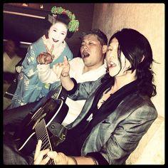 Miyavi, you ho. xD jk