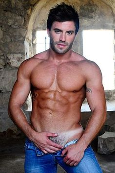 Fitness Men, Male Model, Handsome Men » Sexy Hot Hunks in Jeans – Pictures Gallery 7
