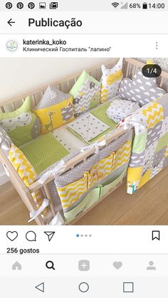 66 Ideas for patchwork baby room color combos - Lawn Mower Quilt Baby, Elephant Quilt, Baby Clothes Brands, Baby Sheets, Baby Room Colors, Patchwork Baby, Baby Sewing Projects, Baby Pillows, Baby Cribs