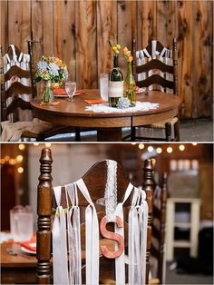 Rustic sweetheart table ideas @weddingchicks