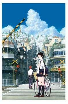 Funimation Acquires The Girl Who Leapt Through Time by Mike Ferreira