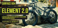In the regard to fat tire mountain bike,The mountain biking like a sport is really a relatively young advancement - particularly when compared with other sports.