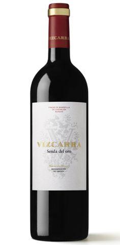 Bodegas Vizcarra - Senda del Oro - Tinto Fino (Tempranillo) - Castilla y Leon - D.O. Ribera del Duero - Vinthousiast, Rupelmonde (Kruibeke) - www.vinthousiast.be