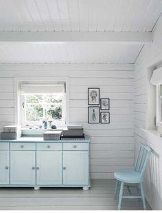 Une douce maison d'été au Danemark