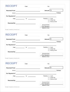 Editable Cash Receipt Form Template Free   Tap The Link Now To Learn How I  Made  Editable Receipt Template