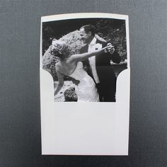 How to create your own photo envelope liner