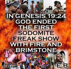 Genesis 19:24