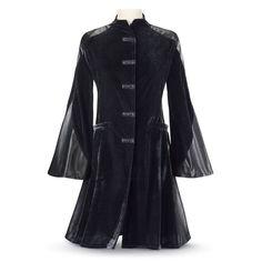 Intrigue Velvet Jacket - Women's Clothing & Symbolic Jewelry – Sexy, Fantasy, Romantic Fashions