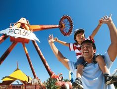 The insider's guide to Dreamworld #thisisqueensland #visitgoldcoast