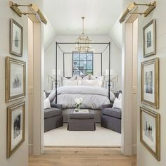 Master bedroom design, An excellent home design tip is usually to be consistent with how you're designing a location. You will need a solid theme of your design will mesh together. Home Design, Luxury Interior Design, Home Interior, Design Ideas, Modern Interior, Design Design, Design Trends, Bathroom Interior, Interior Livingroom