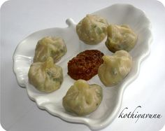 Nepali food, which is simple and subtle in flavor, is prepared by using unique blend of common ingredients and spices.Momos are an Asian dumpling that are a delicacy in Nepal and Tibet, which I learnt from my neighbor 'Mrs.T'. They are steamed dumplings with a minced meat or vegetables mildly spiced with onions, ginger, garlic …
